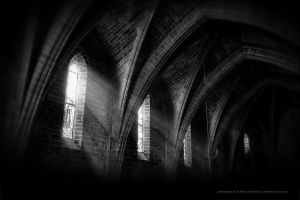 Church of St James - Part I by Stridsberg