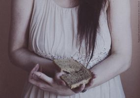 The daily bread of my solitude III by RapidHeartMovement