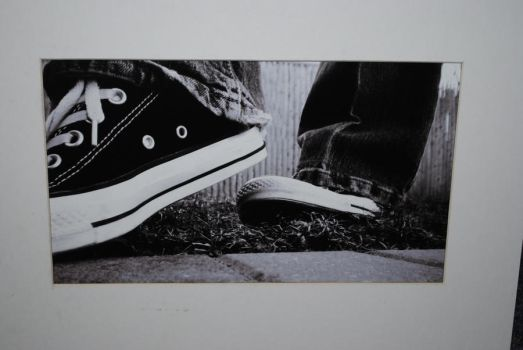 Converse Shoes are Stylish by harryandhermionefan