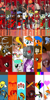 2015 Collage: 1-Special by Zecter-the-Hedgehog