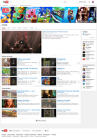 My youtube page celebrate 1 year 1/2 by Jerome-Lecomte