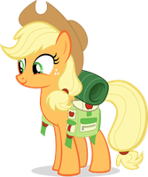 Applejack Camper by antoxa2584