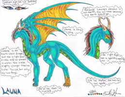 Launa Ref by Neffertity