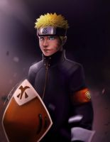 The Last: Naruto the movie FANART by mindsterarts