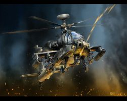 Apache by gunsbins
