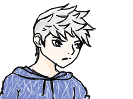 Jack Frost on Sumo Paint by MeSadChild