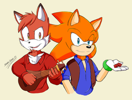 Dorks by SonicWind-01