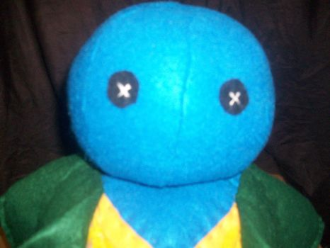 Dorium Maldovar (Head) Plushie/Pillow by AticaXAnnon