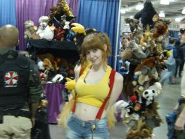 Anime Boston 2011 - Hot Misty has Returned! by VideoGameStupid