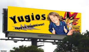 Yugios- They're Yugilicious by TigerShinigami