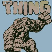 The Thing of The Fantastic Four by DevintheCool