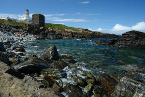FRASERBURGH lighthouse by micoulou