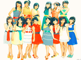 My Sun feat AKB48 by kangwho