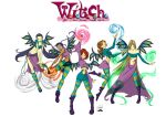 remember W.I.T.C.H. by AlexielApril