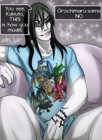 NOT SO NERDY by Yakushi--Kabuto