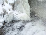 Winter Waterfall : 05 by taeliac-stock