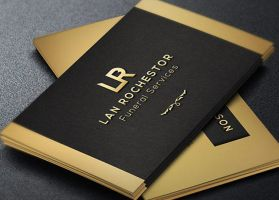Funeral Service Business Card Template by Godserv