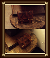 Steampunk Map Case by Isinglass-Industries