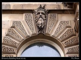 Britannia Building Head rld 05 by richardldixon