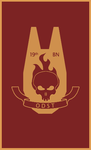 We are ODST Flag - 19th Bat. by Mihaii
