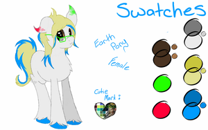 Swatches Reference Sheet by Spartkle