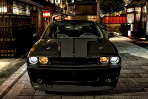 My new Dodge Challenger SRT GT5 by whendt