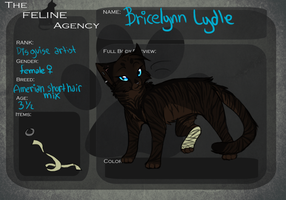 Bricelynn Lydle TRA tryout by ipann