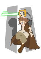 Kingdom Hearts Sora Star Wars Edition by CmOrigins