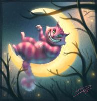 Loony Cheshire by Sabinerich