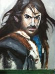Kili the Dwarf unfinished by xXCrimsonFallacyXx
