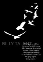 Billy Talent White sparrows by Alexis-Croft111