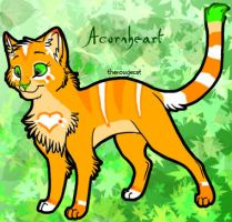 Acornheart of Awesomeclan by acornheart465