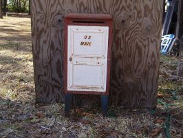 Vintage Mail Box by nitch-stock
