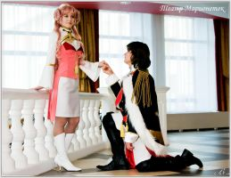 Code Geass cosplay by Afemera