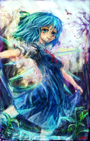cirno4 by THE-LM7