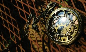 Steampunk Pocket Watch by Wonder-land--Art