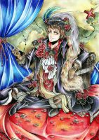 To the Victor Goes the Spoils by C-Yen