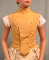 Padme Bodice Progress 1 by Verdaera