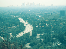 Los Angeles by ilovejaredp