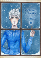 Aceo No.25~ Merry Christmas by StrawberryJule