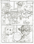Coldhearted -Frosty Festivities p.1- by LittleWhiteWolfAngel