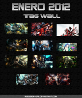 Enero 2012 - Tag Wall by Inudesign-GFX