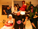Group Photo! Cosplay Party! by Ashlex-in-pearl