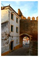 Alandroal Old House . Inside the Castle by FilipaGrilo
