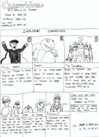 Crappy World (2004) 2 - characters by FnrrfYgmSchnish