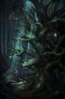 Realms of the Fallen by Narog-art