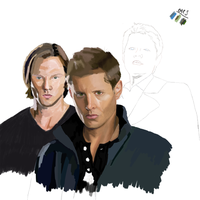 Brothers WIP 2 by alice-castiel
