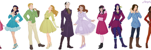 Sofia The First- Coat Designs by AngelQueen13