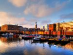 Hamburger Hafen City 1 by julioroman