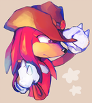 knuckles by beeeper